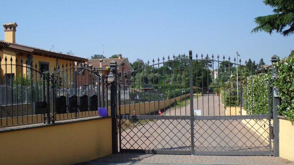 Preferenza Vendita cancelli di ferro - Roma - LA.FER.PI. VM88