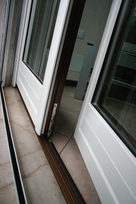 Finestre in alluminio roma produzione e installazione di - Finestre a roma ...