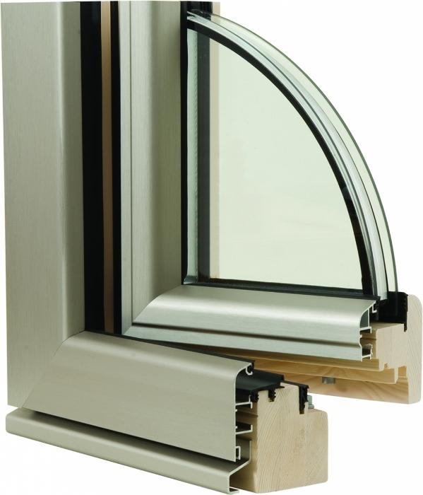Finestre in alluminio roma produzione e installazione di - Finestre in legno prezzi ...
